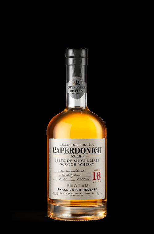 Caperdonich 18 years bottle