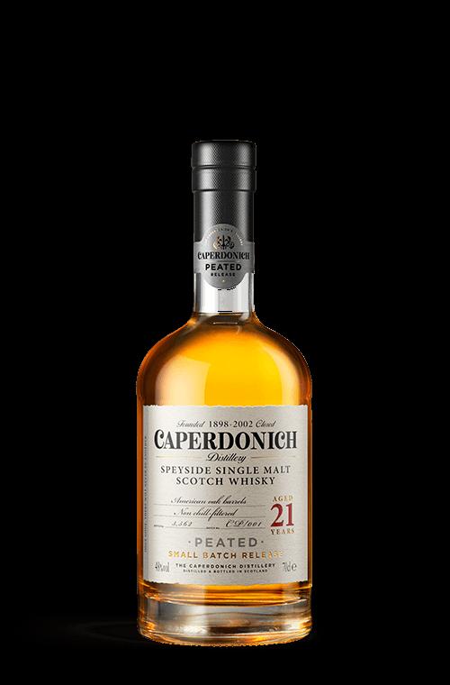 Caperdonich 21 years bottle