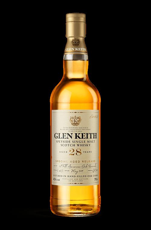 Glen Keith 28 years bottle