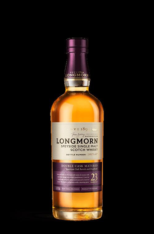 Longmorn 23 years bottle